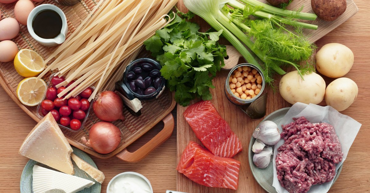 Полезные продукты для мужского здоровья